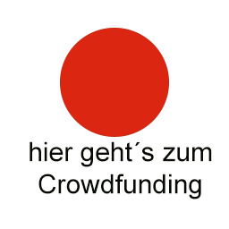 Button für Crowdfunding-Aktion