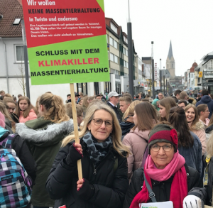 BI Twiste bei Fridays For Future in Korbach
